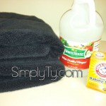 Rid your towels of an odor
