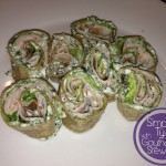 Healthy Pinwheels