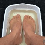 Vinegar & Mouthwash Pedicure