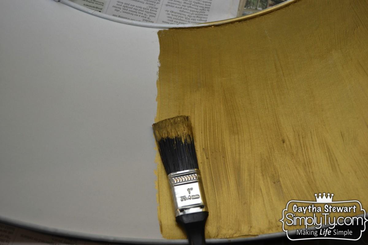 Painted Lamp Shades14